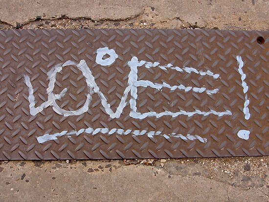 Love Is Grate! by KimSha