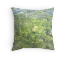 Rippled Water Throw Pillow