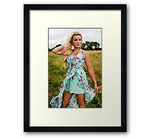 Rosey9 Framed Print