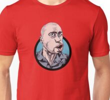 Andy Mitchell Waggleface Unisex T-Shirt