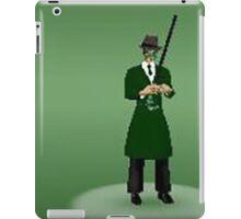 the green hornet iPad Case/Skin