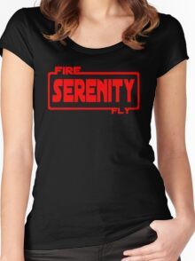 Firefly wars Women's Fitted Scoop T-Shirt