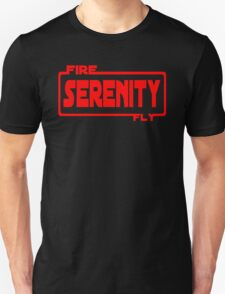 Firefly wars Unisex T-Shirt
