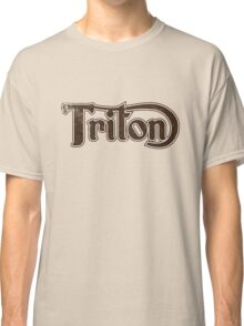 Triton Classic Motorcycle Classic T-Shirt