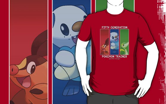 Pokemon: Fifth Generation Trainer! by UberPBnJ