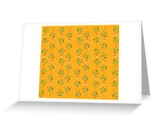 PikaBag Explosion Greeting Card