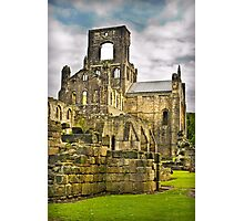Kirkstall Abbey #1 Photographic Print