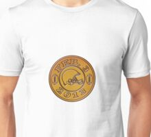 american football helmet february 3 2013 Unisex T-Shirt
