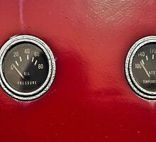Gauges 1 by john forrant