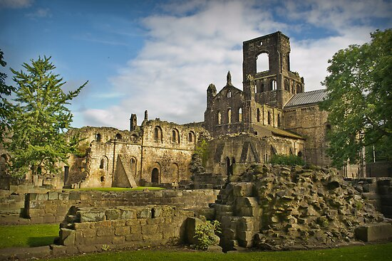 Kirkstall Abbey #2 by Colin Metcalf