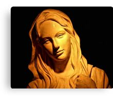 Majestic Mary Canvas Print