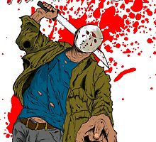 jason by shadesofhorror