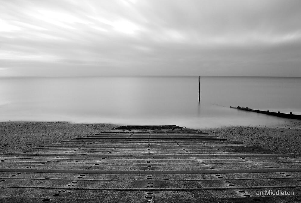 Enter the dawn by Ian Middleton