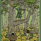 Robin in Sherwood by Richard Fay