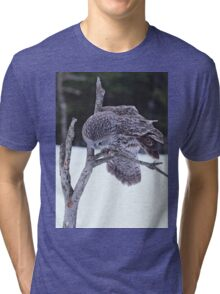Here I Come, Ready or Not! Tri-blend T-Shirt