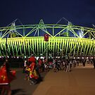Olympic Park - Green by dsimon