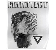 Patriotic League 002 Poster