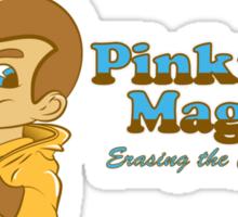 Pinkmans Magnets Sticker