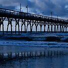 Sunrise at Sunset Beach  by Peyton Duncan