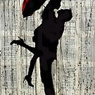 love & rain by Loui  Jover