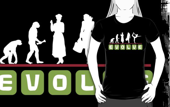 Evolve Yoga T-Shirt by T-ShirtsGifts