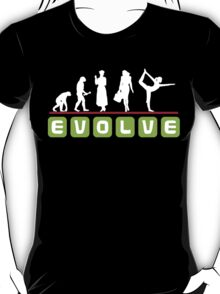Evolve Yoga T-Shirt T-Shirt