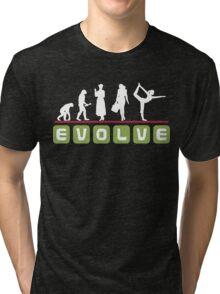 Evolve Yoga T-Shirt Tri-blend T-Shirt