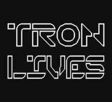 TRON Lives by banditcar