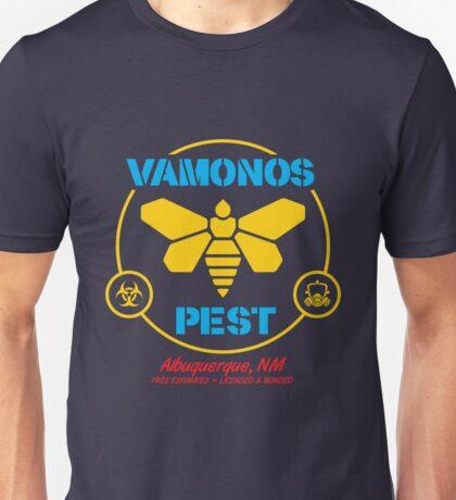 Vamonos Pest Control Unisex T-Shirt