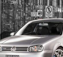 Jose's Volkswagen MkIV R32 Golf Sticker