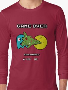 Game over | Indigestion Long Sleeve T-Shirt