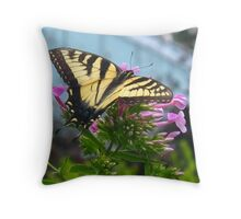 Beautiful Swallowtail Throw Pillow