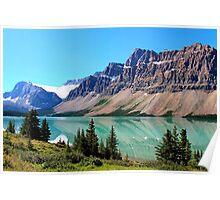 Bow Lake 2012 Poster