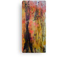 Dusk in the Willows Canvas Print