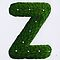 "Topiary Lower Case ""Z""  by Donnahuntriss"