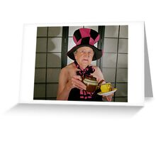 Girls at Heart, March ~ Madelene Greeting Card