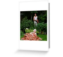 Girls @ Heart, September ~ Billy Greeting Card