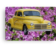 1945 Plymouth Coupe  Canvas Print