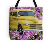 1945 Plymouth Coupe  Tote Bag
