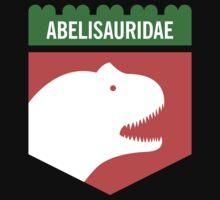 Dinosaur Family Crest: Abelisauridae Kids Clothes