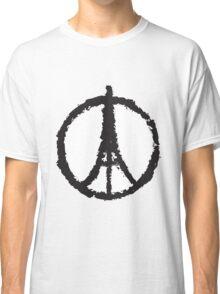 Peace for Paris Classic T-Shirt