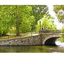 Rideau Canal Respite Photographic Print