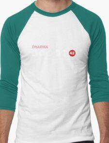 Dharma Ball Men's Baseball ¾ T-Shirt