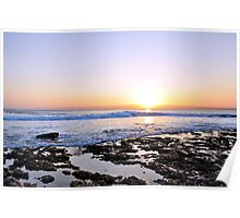 Beaches of Jervis Bay Poster