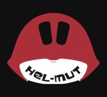 Helmut (Red) Kids Tee