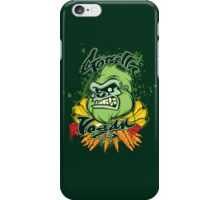 Gorilla Vegan iPhone Case/Skin