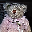 Cuddles Bear Dressed in Sunday Best by EdsMum
