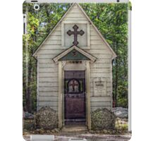 Wild West City Chapel iPad Case/Skin