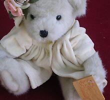settler bear by sharon wingard