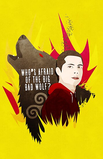 Sterek: Who's Afraid of the Big Bad Wolf? by Bliss Ng